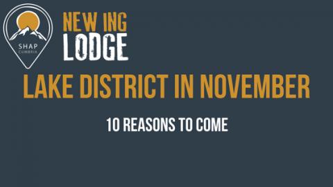 Lake District in November